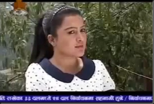 Actress Rekha Thapa featured in Meri Bassai