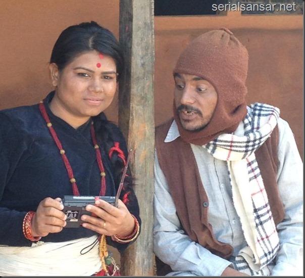 How Sunita Gautam, Muiya of Meri Bassai started the serial?