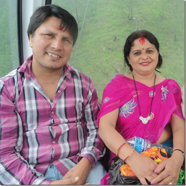 Happy Anniversary Deepak Raj Giri and Menuka Giri