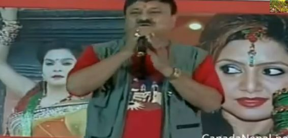 Teej Comedy : Sailendra Simkhada, Jitu Nepal, Manoj Gajurel and Shivahari Paudel