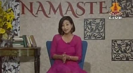 Namaste - April 7, 2015