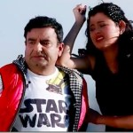 Sushma Karki and Harke Haldar in comedy music video