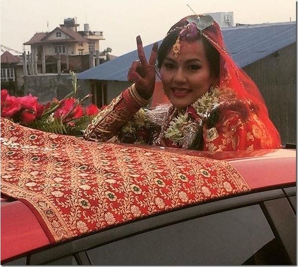 zenisha-moktan-goes-home-after-marriage