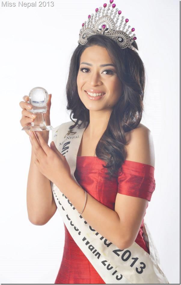 Ishani-Shrestha miss nepal 2013
