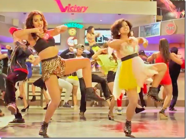 keki and priyanka how funny hot dance