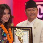 Namrata Shrestha Best Actress of 2016, Awards hat trick