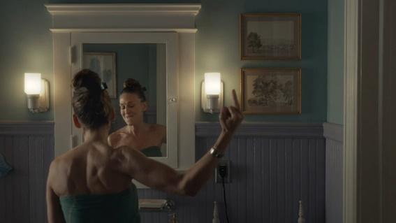 Em cena: a atriz Sarah Jessica Parker interpreta Frances.