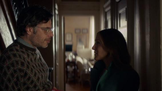 Em cena: os atores Jemaine Clement como Julian e a atriz Sarah Jessica Parker como Frances
