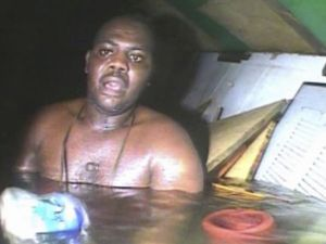 Divers were amazed that, after three days underwater, Harrison Okene wasn't prunier than a Shar Pei.