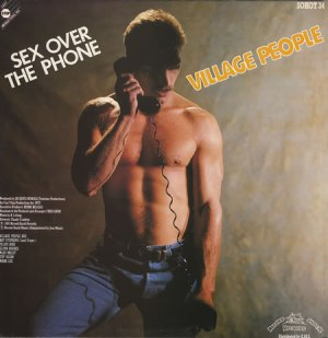 Oh, yeah? If guys can't make sexy talk, then how did the Village People write an entire song about it?