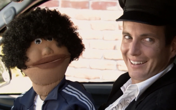 The only time a ventriloquist has been funny.