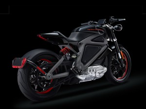 By 2021, Harley-Davidson hopes to find a designer for their electric bike who's never seen Tron.