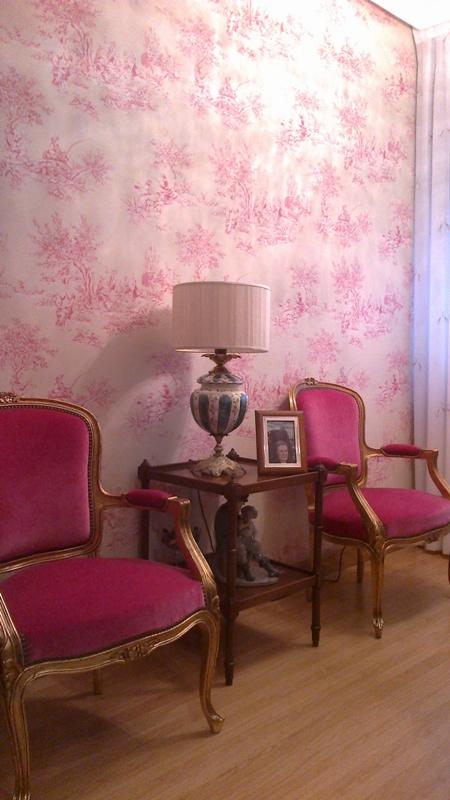 Sillas sillones y butacas reformas y decoraci n de - Sillas restauradas ...