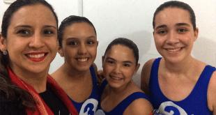Alunos (as) da Serra participam de concurso internacional de ballet
