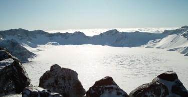 Monte Baekdu 2