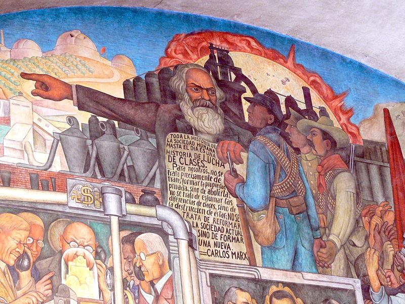 Marx y la Lucha de Clases