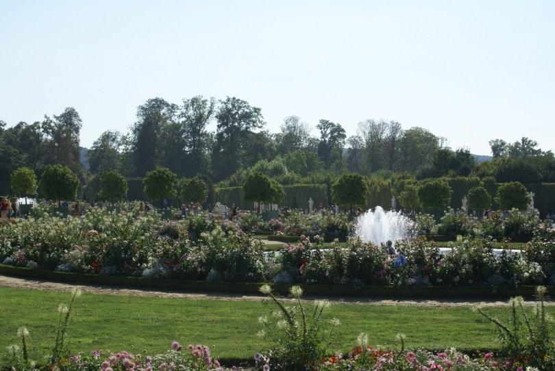 Jardines de Versalles 3