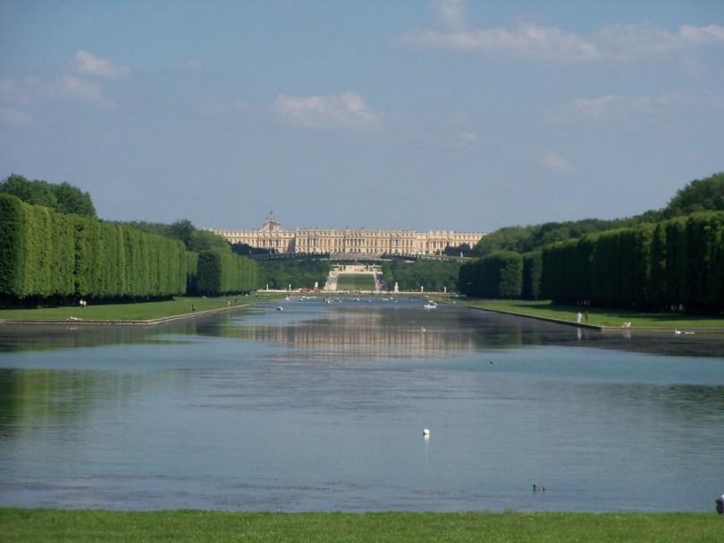Jardines de Versalles 5