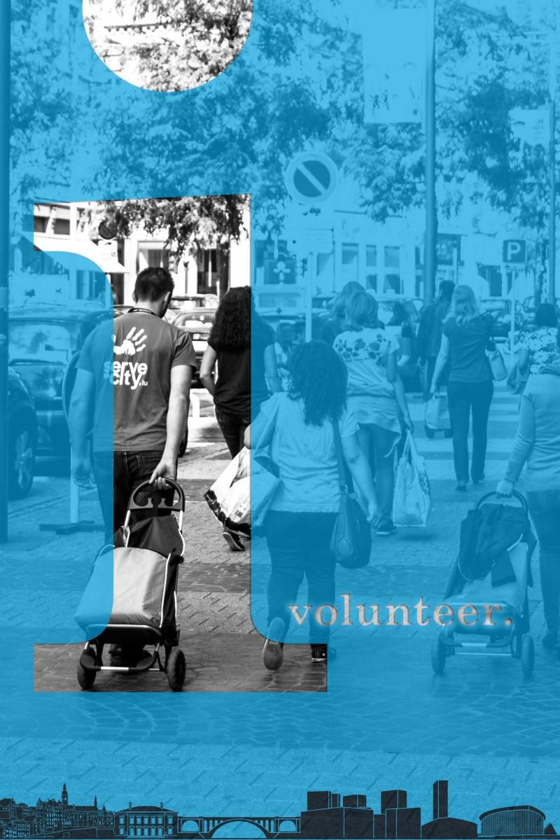 I Volunteer – Melanie Branchesi