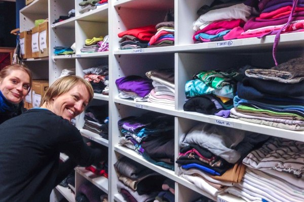 Help us with Red Cross Clothes Sorting – Thursday 5th November