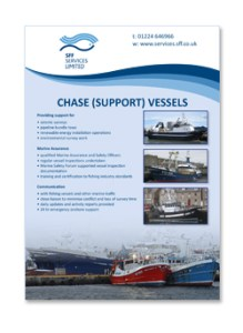 Chase Support Vessels