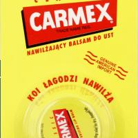 Carmex balsam do ust w słoiczku - recenzja spóźniona o 10 lat