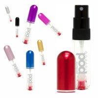 Perfume pod - podróżny atomizer perfum - świetny gadżet dla każdego