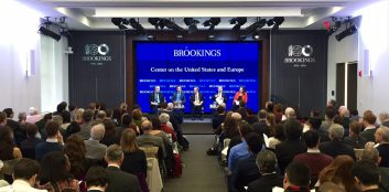 Brookings Panel on Turkish Foreign Policy