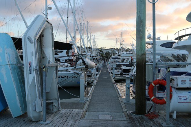 West Haven Marina, Auckland