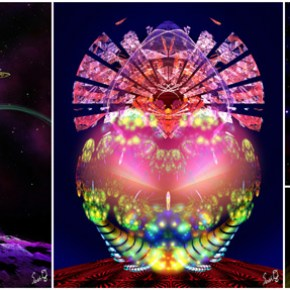 Fractal Beings of Light