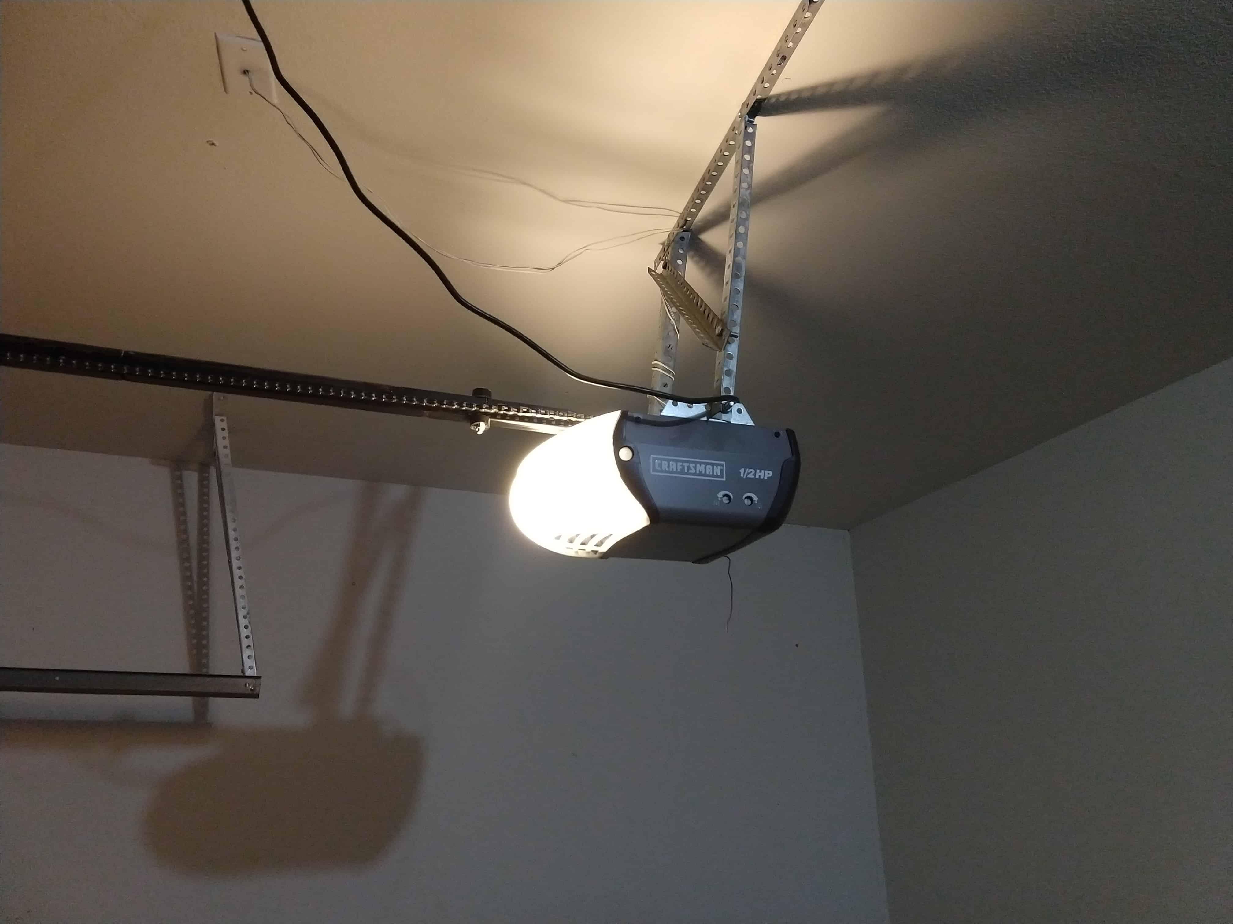 Fullsize Of Craftsman 12 Hp Garage Door Opener