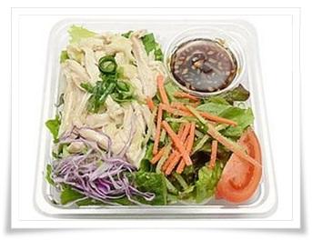セブンイレブンの惣菜サラダ!人気のおすすめランキングBEST11!ねぎだれ和え蒸し鶏サラダ