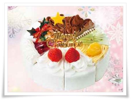 セブンイレブンのクリスマスはチーズケーキも凄い!値段や種類まとめ『ヤマザキ クリスマスショートケーキの詰め合わせ』