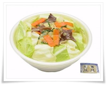 セブンイレブンのヘルシー弁当まとめ!おいしい&ダイエットにも!●Wガラスープの野菜盛りタンメン