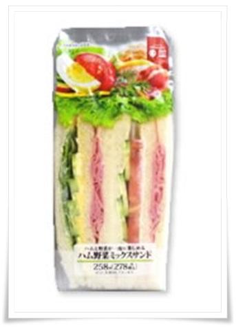 コンビニのサンドイッチ比較!値段やカロリーが高いのは?中身では?サークルK