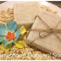 How to Make Homemade Oatmeal Soap
