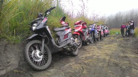 Rental Sepeda Motor ke Wisata Bromo Tengger Semeru