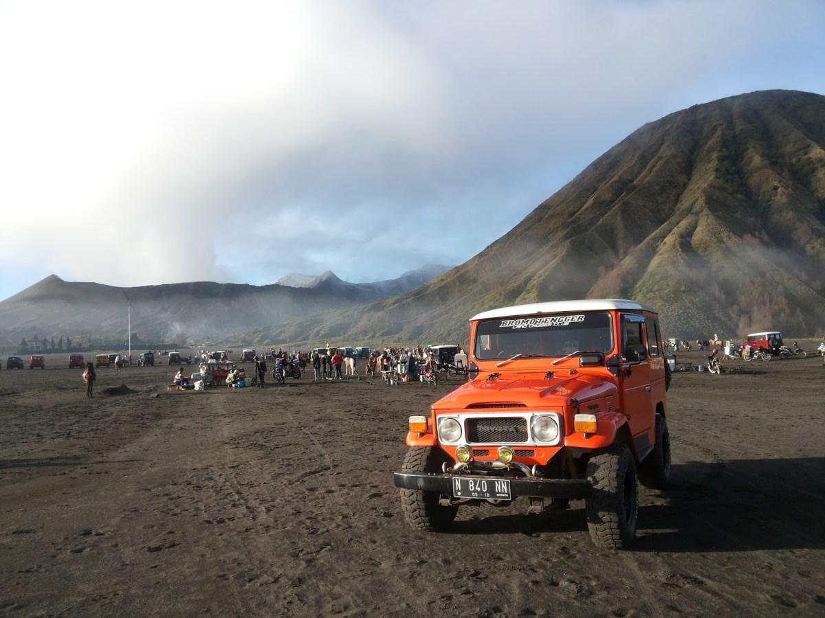 Wisata Ekslusif ke Gunung Bromo Dari Malang