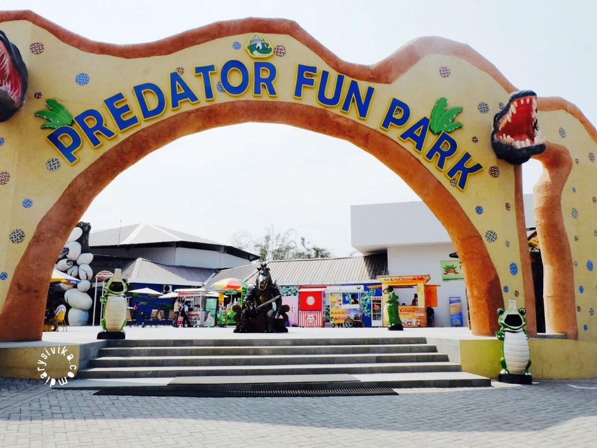 Wisata Predator Fun Park Indah Di Batu Malang