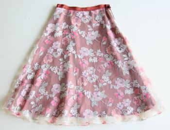 #17 永遠の定番!ミモレフレアスカートの作り方