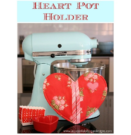 Heart Pot Holder   1