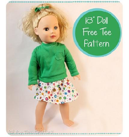 free tee pattern