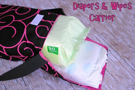 Diapersandwipescarriertutorials