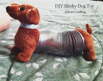diy slinky dog