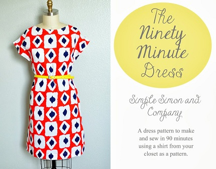 Tutorial: 90 Minute Dress