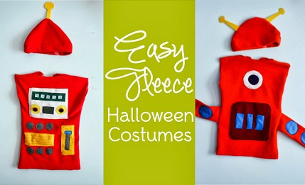 fleece costumes