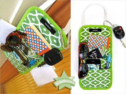 Tutorial: Doorknob Reminder Caddy