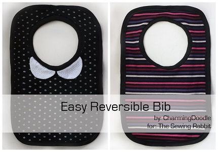 easy reversible bib