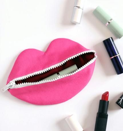 Tutorial: Zip Your Lips Pouch