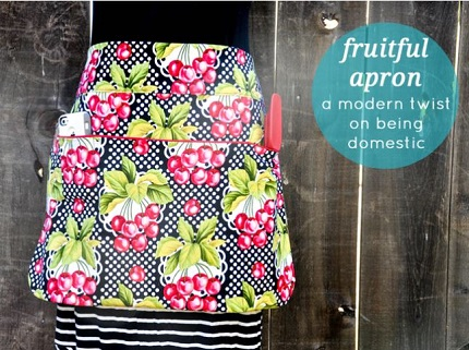 Tutorial: Fruitful Apron